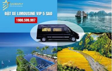 Xe limousine Hải Phòng - Ninh Bình