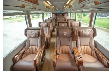Xe limousine Hạ Long (Bãi Cháy/Tuần Châu) - Ninh Bình và ngược lại