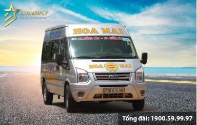 Xe Hoa Mai Limousine - Giá vé, tổng đài đặt xe, lịch trình