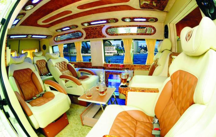 Bình Dương Limousine