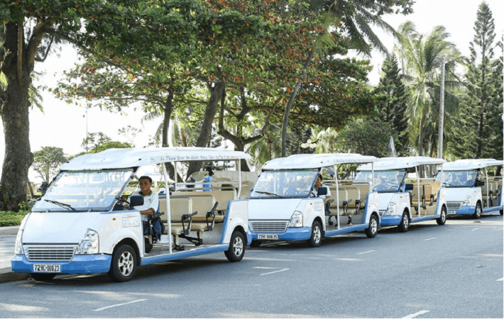 xe dien Vung Tau