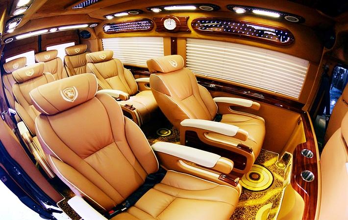 xe minh trí limousine đi đà lạt review