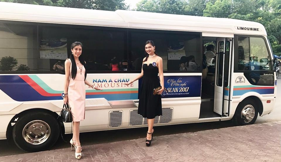 nam a chau limousine transfers for ho chi minh city and phan thiet