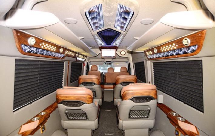 trang an limousine